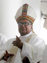 Malaysia's first Roman Catholic cardinal dies