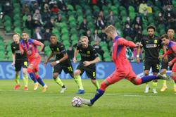 Chelsea ease to Champions League win at Krasnodar