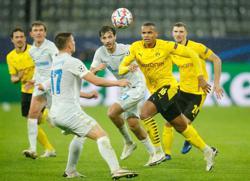 Sancho, Haaland late goals earn Dortmund 2-0 win over Zenit