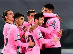 Barcelona overcome Juve as Morata has three goals disallowed