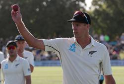 New Zealand's Jamieson continues early season form with hat-trick