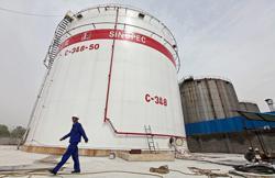 China's Sinopec posts record quarterly profit as refining margins jump