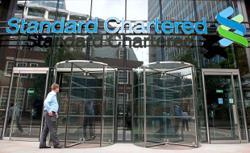 StanChart third-quarter profit slumps 40% on higher credit impairment