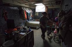 Venezuelan families 'dying slowly' in rat- and roach-infested homes