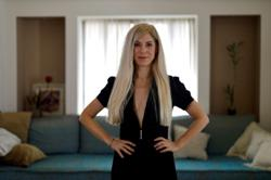 Flat and fierce: Israeli breast cancer survivor celebrates her scars