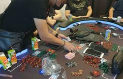 Sarawak police arrest 26 in two raids on gamblers
