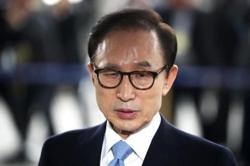 South Korean ex-president Lee ordered back to prison for 17 years