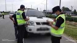 Johor JPJ issues 58 notices against traffic offenders