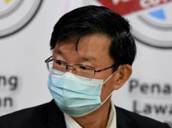 Covid-19: Penang CM, state officials on self-quarantine