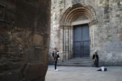 Spain's Catalonia region closes its borders to contain pandemic