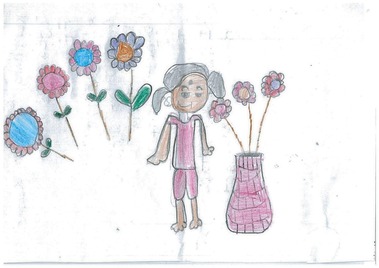 Kerthana Selva Kumar, seven.