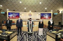 Three new councillors sworn in at MBSA