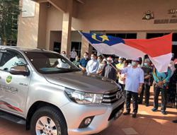 Melaka closes Pulau Besar to curb spread of virus