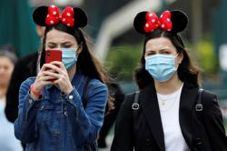 Disneyland Paris to close again as France orders second virus lockdown