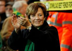 Norwich's Smith urges PM Johnson to allow safe return of fans
