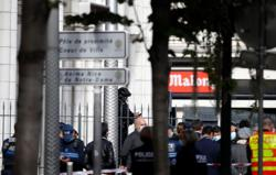 Deadly attacks in France