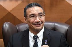 Hisham denies eyeing DPM post