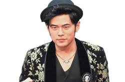 Traders greet Jay Chou with his hit songs