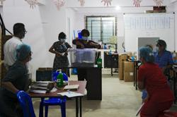 Suu Kyi leads the way in Myanmar elections as country's Covid-19 cases goes above 50,000