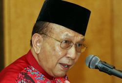 Police report lodged against Rais Yatim for alleged sedition