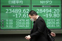 Asian shares fall back after election jitters but Wall Street rebound