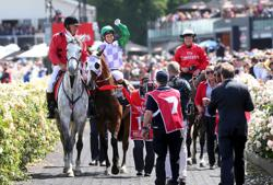 Horse racing: COVID-19 rains on Australia's Melbourne Cup parade