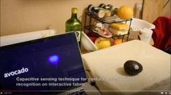 Interactive Smart Fabric