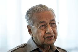 Dr M's tweet condemned by Australian leader, ambassadors