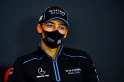 Williams confirm 2021 lineup with Russell staying