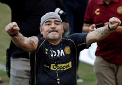 Tributes pour in for Maradona on 60th birthday