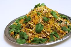 Deepavali spirit gets a touch of Halloween through this spice-filled briyani