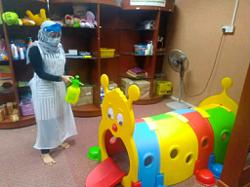 Childcare centres in Selangor programme take extra precautions in addition to SOP
