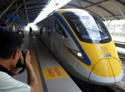 KTMB extends 50% discount promotion on ETS, Intercity tickets to Nov 16