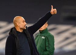 Guardiola 'happy' at Man City amid talk of return to Barcelona