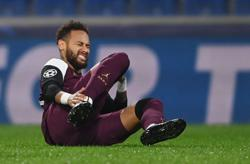 PSG's Neymar out until at least mid-November says Tuchel