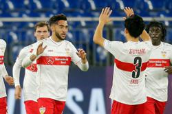 Schalke held by Stuttgart as winless run stretches to 22 games