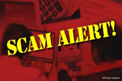 Two fall victim to loan scam and lose over RM13,000