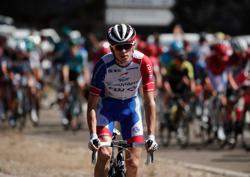 Cycling: Gaudu takes maiden grand tour win as Roglic retains Vuelta lead