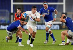 Rugby: All eyes on Paris after England secure bonus-point win in Italy
