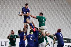 French renaissance building nicely as Les Bleus see off Ireland