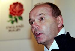 Rusty England would have settled for bonus-point win before kickoff - Woodward