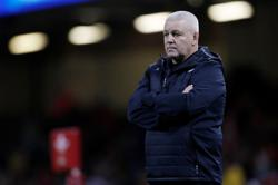 Gatland says would be hard for Howley to join Lions coaching staff