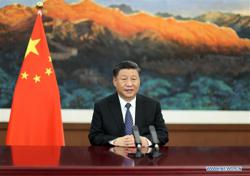 Xi stresses innovation as primary driving force for development; economic blueprint to be published