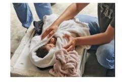 Abandoned baby girl found alive inside a bag at Penang flats