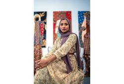 M'sian artist holds solo batik exhibition in NY