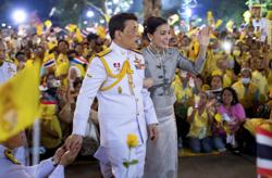 'We are Thais, we can always compromise', says King Vajiralongkorn