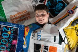 Museum of plastic bags to be launched in Britain by Scottish artist