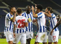 Porto hand Marseille 12th straight Champions League defeat