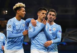 City in charge of Group C after 3-0 win over Olympiakos