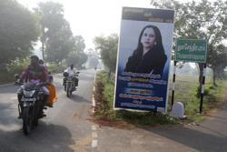 US vice-president hopeful Kamala Harris inspires women leaders in her ancestral Indian village